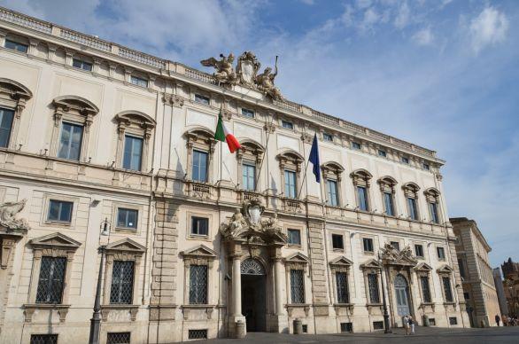 Roma, Palazzo della Consulta 4