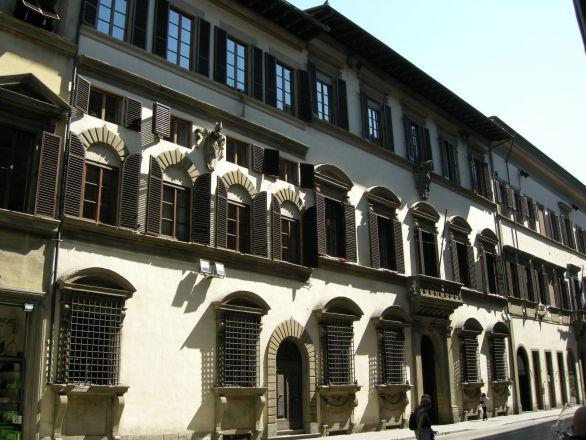 Firenze, Palazzo Capponi Covoni