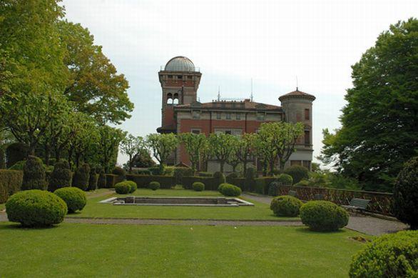 Varese, Villa Toeplitz