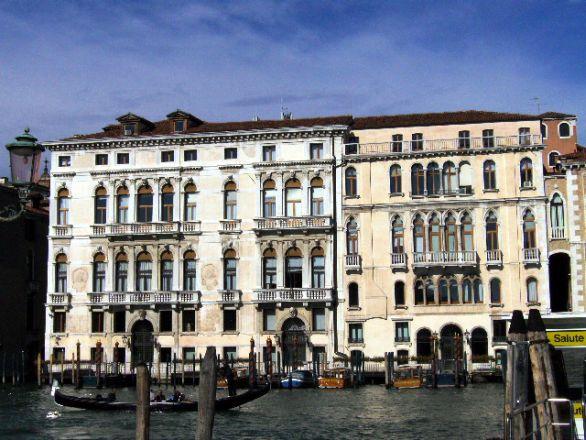 Venezia, Palazzo Ferro Fini