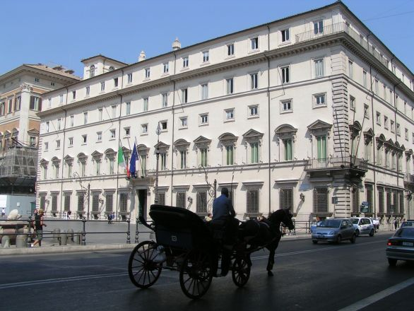 Roma, Palazzo Chigi