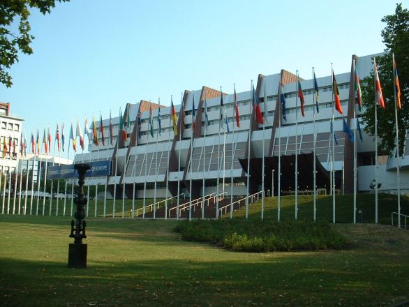 Strasburgo, Consiglio d'Europa