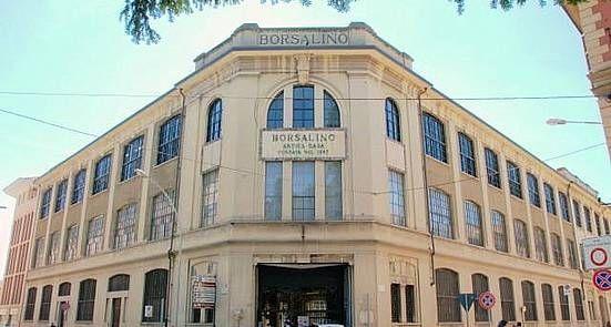 Alessandria, Palazzo Borsalino