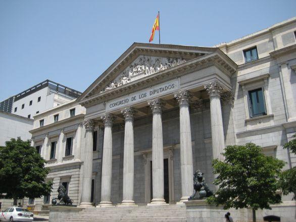 Madrid, Congreso de los Diputados