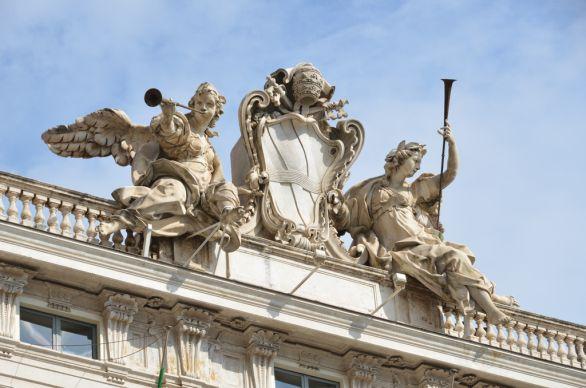 Roma, Palazzo della Consulta 3