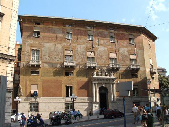 Genova, Palazzo Doria-Spinola