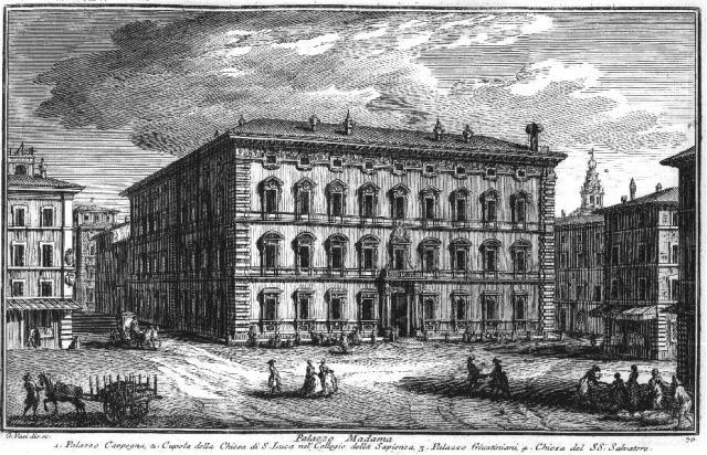 Roma-Palazzo Madama